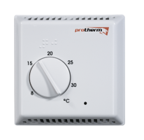 Комнатный регулятор температур Protherm EXABASIC